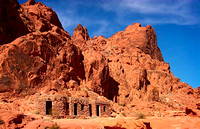 Indian Cabins, Valley of Fire, NV
